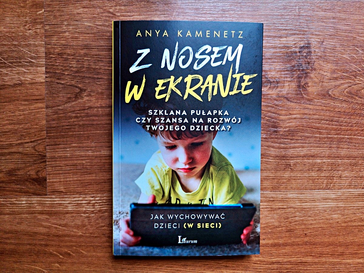 wydawnictwo laurum z nosem w ekranie anya kamenetz 1